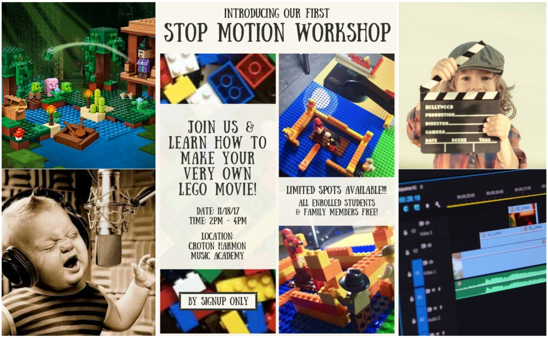 Stop Motion Collage Main